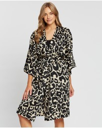 Chalmers - Margaux Cotton Robe