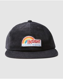 Insight - Rainbow Patch Cap
