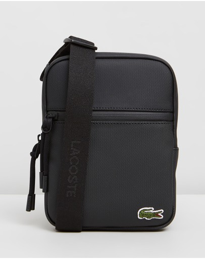 Lacoste - L1212 Small Flat Crossover Bag