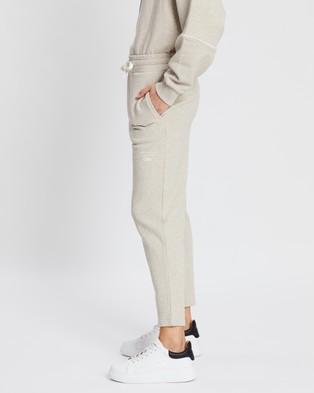 C&M CAMILLA AND MARC Prosper Track Pants - Sweatpants (Oatmeal)