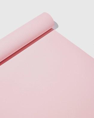 Cotton On Body Active Yoga Mat - Yoga Accessories (Blush)