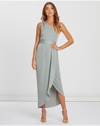 CHANCERY - Esther Pleated Dress