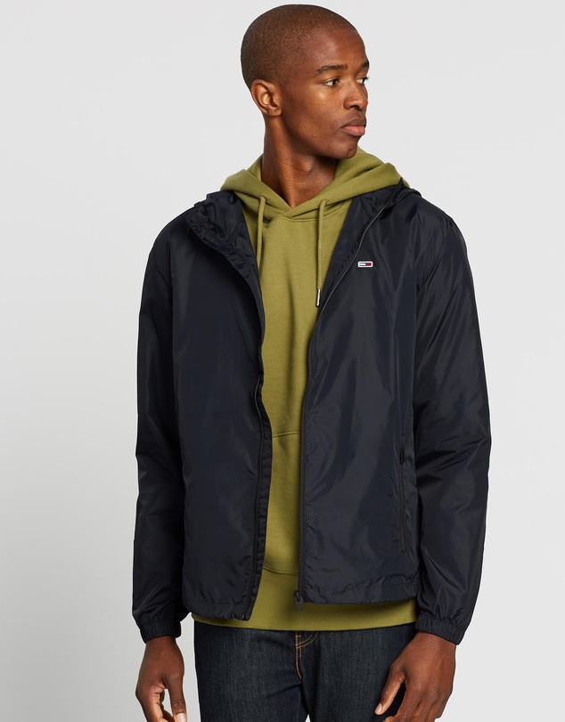 Tommy Jeans - Packable Windbreaker