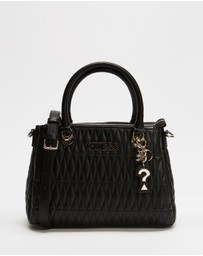 Guess - Brinkley Triple Compartment Satchel