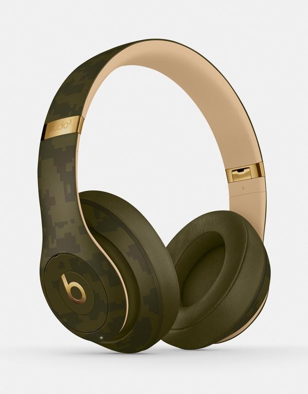 Life Beats Studio3 Wireless Headphones - Beats Camo Collection