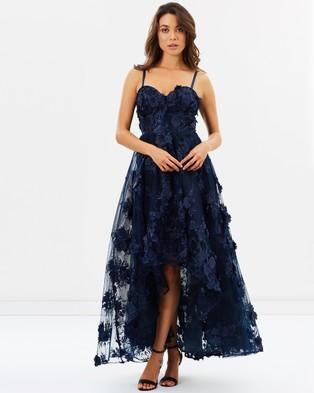 Grace & Hart – Rosetta Gown – Bridesmaid Dresses Navy