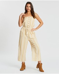 Rip Curl - Island Time Jumpsuit