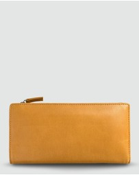 Status Anxiety - Dakota Wallet Tan