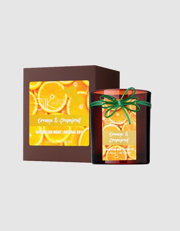 Life Orange & Grapefruit Natural Soy Candle