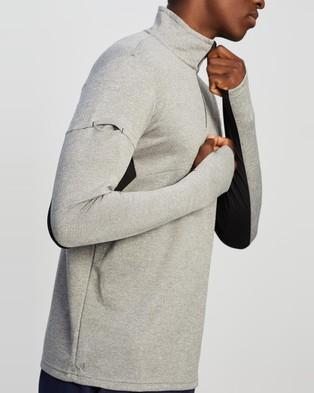 Puma Last Lap Midlayer - Sweats (Medium Grey Heather)