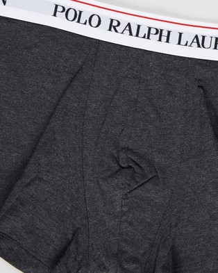Polo Ralph Lauren 3 Pack Classic Trunks - Boxer Briefs (Multi)