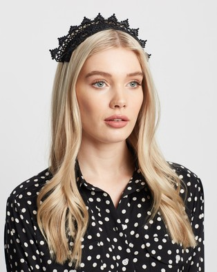 Morgan & Taylor Tori - Fascinators (Black)