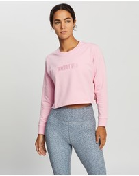 Doyoueven - Staple Cropped Jumper
