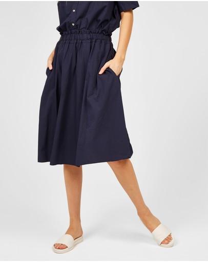 Primness Bindie Skirt Navy