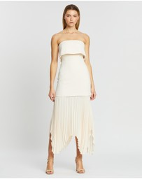C/MEO COLLECTIVE - Take Seriously Dress