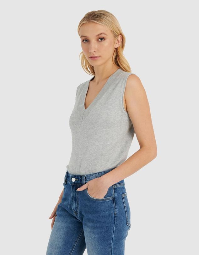 Women Hayden Sleeveless Knit