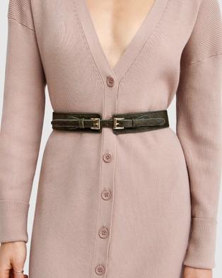Belle & Bloom Leather Belts
