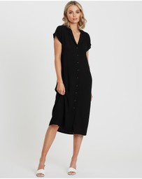 Calli - Rocco Midi Dress