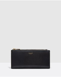 Oroton - Muse Slim Zip Wallet