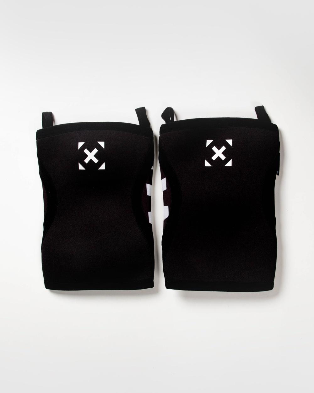 The WOD Life Everyday Knee Sleeves 7mm Gym & Yoga Black