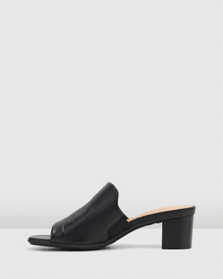 Hush Puppies Oriana - Sandals (Black)