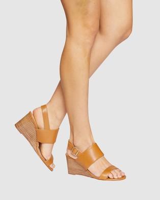 Jane Debster Diana - Sandals (TAN)