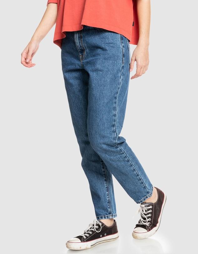 Women Womens Over Sun Mum Jeans