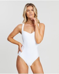 JETS - Parallels Low Back Infinity One-Piece