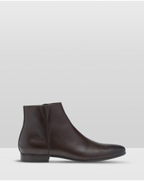 Oxford - Grant Leather Boots