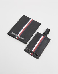 Tommy Hilfiger - ​Passport Cover & Tag Gift Box