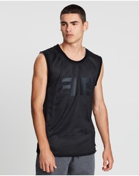 First Ever - Mesh Layer Reversible Tank