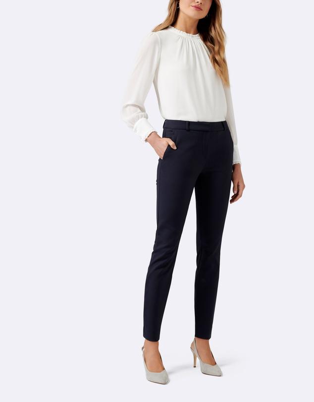 Women Faye Full Length Slim Pants
