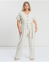 Atmos&Here Curvy - Laura Jumpsuit