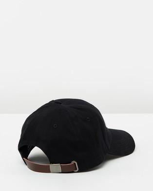 Champion Classic Twill Hat - Headwear (Black)
