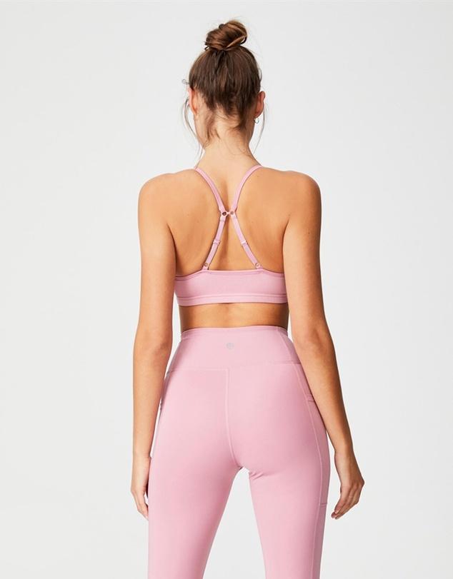 Women Workout Yoga Crop