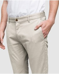 Wayver - Slim Stretch Chinos