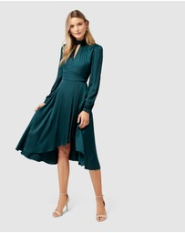 Forever New - Raegan Halo Neck Dress