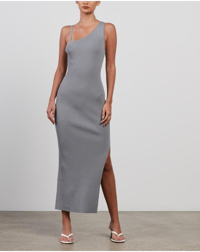 Bec + Bridge - Harper Knit Asymmetric Dress