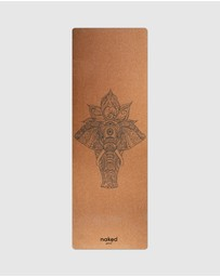 Naked Soul - Elephant Cork Yoga Mat