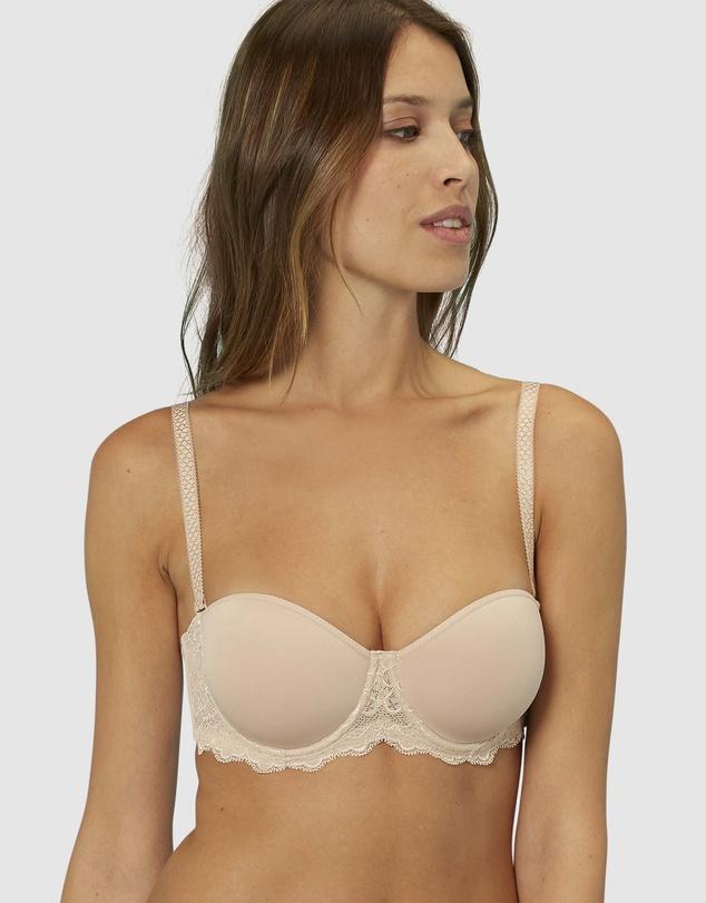 Women Caresse 3D Strapless