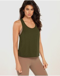 Lorna Jane - Free Flow Open Back Active Tank