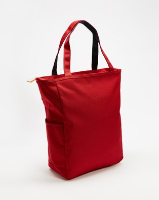 Harvest Label Lycee Style Tote Portrait - Bags (Red)