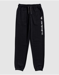 Quiksilver - Boys 8-16 Screen Track Pant