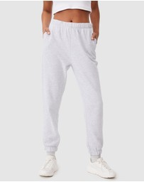 Cotton On - High Waist Track Pants