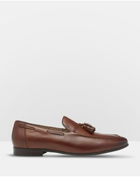 Oxford - Benedict Leather Loafers
