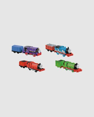 Thomas & Friends - Multi Pack of Motorised Toy Trains All toys (N/A) Multi-Pack