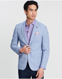 Brooksfield - Prince of Wales Check Blazer