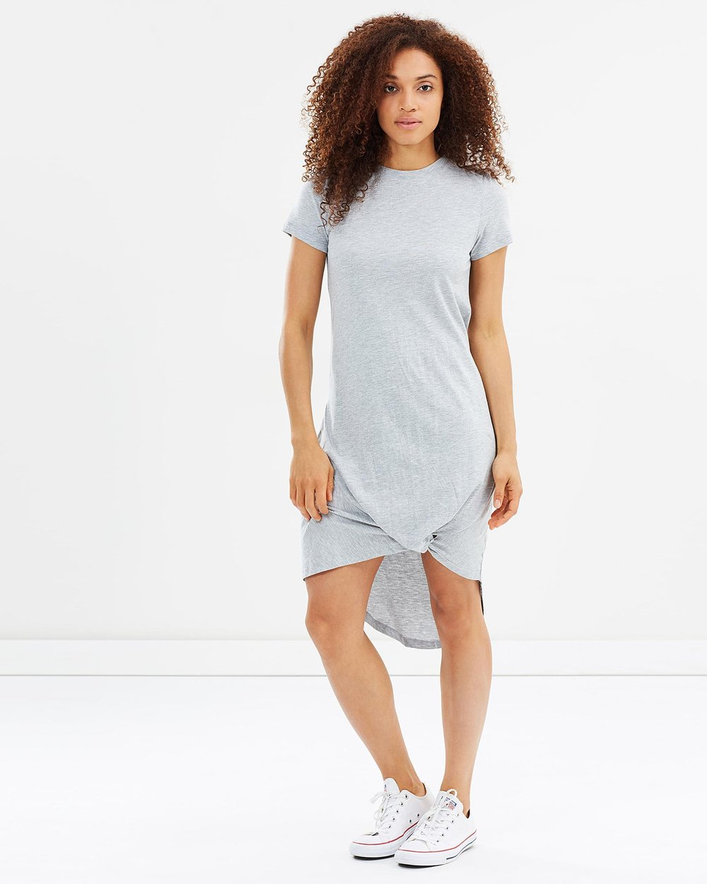 33dd8acfe3 Twisted Tee Dress by Silent Theory Online | THE ICONIC | Australia
