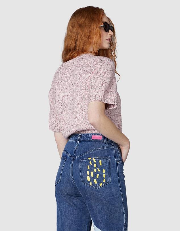 Women Lenny Knit Top