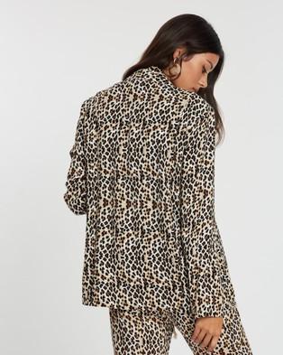 LENNI the label Rumi Jacket - Coats & Jackets (Leopard)
